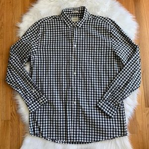 Men's Frank & Oak Branford Shirt  Size XL